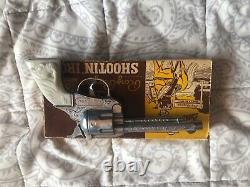 Roy Rogers kilgore cap gun never fired in original box