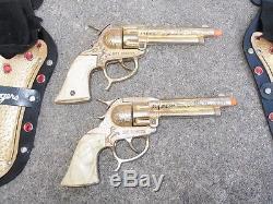 Roy rogers guns holster