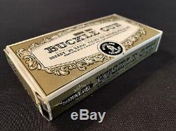 Shootin' Shell Remington Derringer 1867 Buckle Toy Cap Gun Mattel New In Box