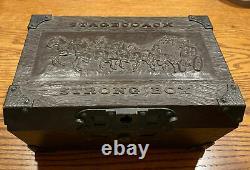 Stagecoach Strong Box Daisy BB Gun Rogers AR