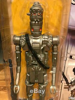 Star Wars Ig-88 Gentle Giant Jumbo Vintage 12 Action Figure Toy Esb Rare New