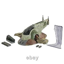 Star Wars The Vintage Collection Boba Fett Slave I 1 Toy Vehicle NIB In Stock