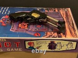 Target Robot Original Target Pistol Toy Gun Original 2 Darts Gang Of Four 4