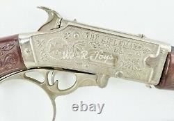The Rifleman Play Gun Hubley Four-Star Sussex Inc. Flip Special MFG Co. USED