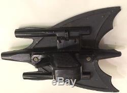 Toltoys Batman 1966 Triple Dart Rocket Gun Plastic Toy Pistol Australian Vgc