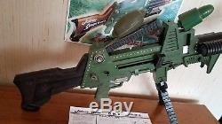 Topper Johnny Seven One Man Army Jsoma Working Gun With Bullets Bombs Poster