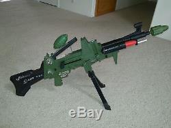 Topper Toys Johnny Seven Guns in one O. M. A withBox