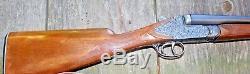 Toy RiFle Shotgun Toy by Edison Giocattoli Cap Gun Rifle Italian Made 20605