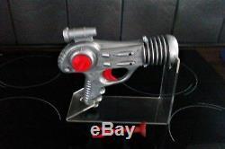 Tudor Rose Ray gun 1950s Dan Dare style