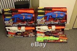 Ultimate Vintage Nerf Gun Collection