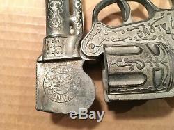 VINTAGE 1950 55 Wyandotte Toys Hopalong Cassidy Cap Gun