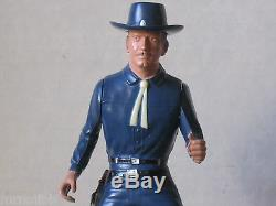 VINTAGE 1950's HARTLAND PALADIN GUNFIGHTER HAVE GUN WILL TRAVEL RICHARD BOONE