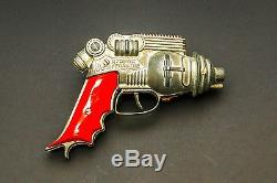 VINTAGE 1950's HUBLEY ATOMIC DISINTEGRATOR DIE CAST TOY CAP GUN