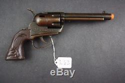 VINTAGE FANNER 50 Planet of the Apes Edition Cap Gun BY MATTEL WITH IMPALA GRIPS
