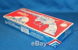 VINTAGE KILGORE GRIZZLY DISC CAP GUN MINT-IN-BOX CIRCA 1950s