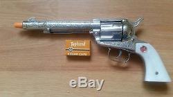 Vintage Nichols Stallion 45 Mark II Toy Cap Gun Professionally Restored