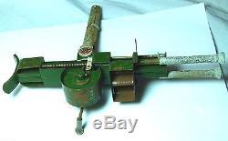 Very Scarce Boxed Tinplate Tin Toy Astra No. 25 Pom Pom Anti-aircraft Gun