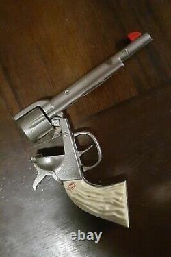 Vintage 1940s Kilgore Long Tom Cap Gun-RARE