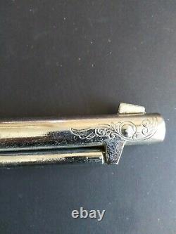 Vintage 1950's Hubley Colt 45 Toy Cap Revolver Gun