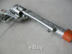 Vintage 1950's Nichols Stallion Mk II 45 Cap Gun