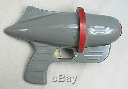 Vintage 1950's Space Smoke Ring Gun by Nu-Age Product USA