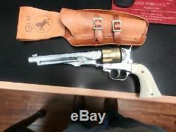 Vintage 1959 HUBLEY COLT 45 Toy Cap Gun Original RARE