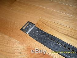 Vintage 1960+/- MATTEL FANNER SHOOTIN SHELL45 PISTOL TOY CAP GUN with HOLSTER