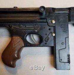 Vintage 1960 Mattel Tommy-Burst Toy Cap Gun