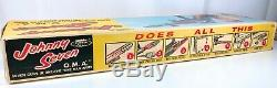 Vintage 1964 Topper Johnny Seven OMA Big Plastic Toy Gun Rifle Grenade MIB