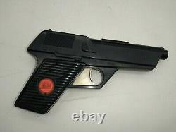 Vintage 1966 IDEAL Man From U. N. C. L. E. Secret Agent Attache Case with Toy Guns LOT