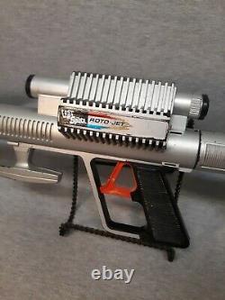 Vintage 1966 Mattel Lost In Space Roto Jet Gun Toy Antique