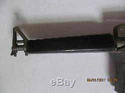 Vintage 1966 Mattel M-16 Marauder Toy Machine Gun