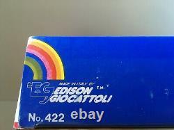 Vintage 1982 Edison Giocattoli full case Toy Gun Italy (ZK 235)
