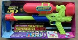 Vintage 1993 Larami SUPER SOAKER MDS Multi Directional Squirt Gun Water Toy