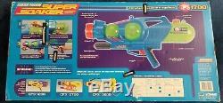 Vintage 1999 Larami Hasbro SUPER SOAKER CPS 1700 Squirt Gun Water Toy NEW