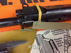 Vintage Airfix FN FAL SLR L1A1 NOS on card. All Accessories. VERY RARE Toy Gun