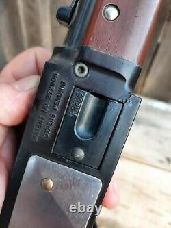 Vintage Cap Gun Official Winchester Saddle Gun