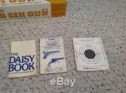 Vintage Daisy B-B Six Gun