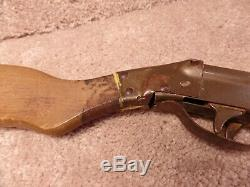 Vintage Daisy MFG Co Rogers Arkansas USA Pop Or Cork Kid Toy Gun