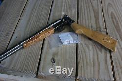 Vintage Daisy RED RYDER Double Barrel Cork Gun