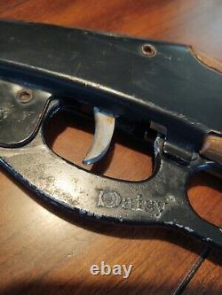 Vintage Daisy Trail Rider Ricochet Model 660 Toy Pop Gun