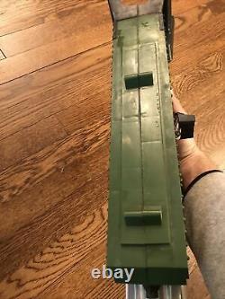 Vintage Defender Dan Toy Gun 1964 AS IS FOR PARTS REPAIR