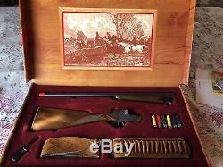 Vintage! Edison Montecarlo 12 Gage Toy Cap Gun Prestige Set NEW