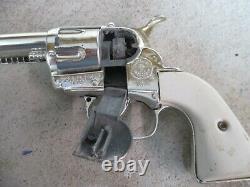 Vintage Fanner 50 Cap Guns, Lone Ranger Holster Set