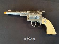 Vintage HALCO Gunsmoke Toy Cap Gun