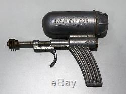 Vintage Hiller Atom Ray Gun Collectible Toy Water Pistol. Untested