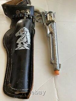 Vintage Hubley Colt 45 Cap Gun