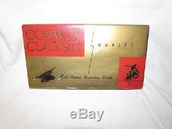 Vintage Hubley Cowboy Classics Gold Texan Jr Toy Cap Gun Unused