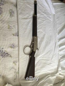 Vintage Hubley The Rifleman Flip Special Cap Gun