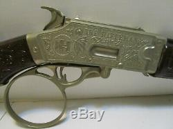 Vintage Hubley The Rifleman Flip Special Cap Gun Rifle